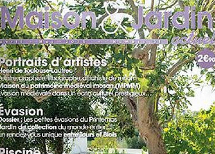 Maison & Jardin Actuels - Avril / Mai 2015