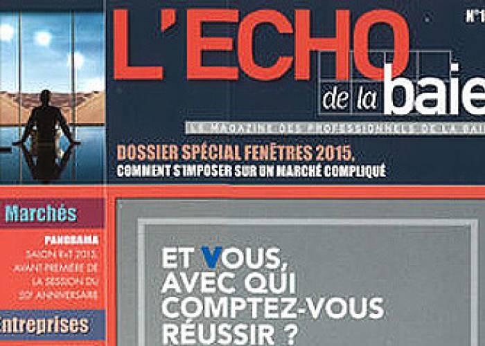 L'Echo de la Baie - Février / Mars 2015