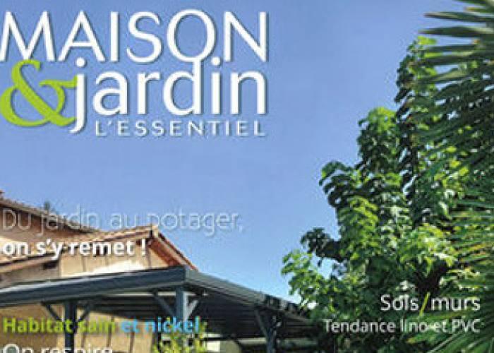 Maison & Jardin L'Essentiel - Mars 2017