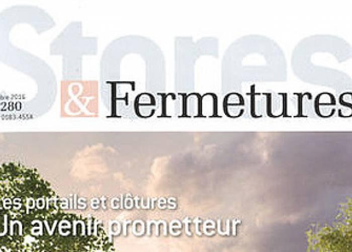 Stores & Fermetures - Octobre 2016
