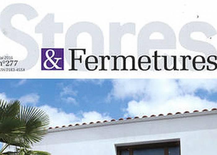 Stores & Fermetures - Septembre 2016