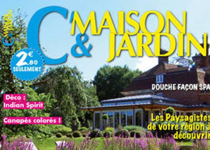 C'Maison & Jardin - Août 2016