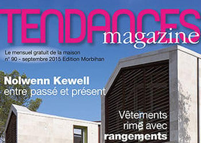 Tendances Magazine - Septembre 2015