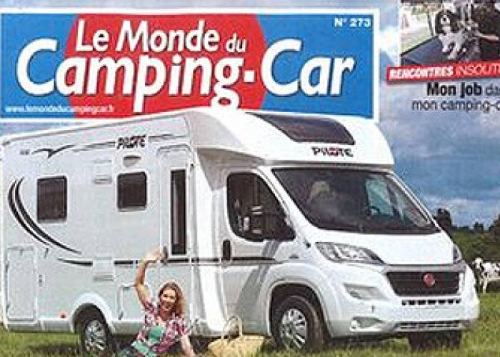 Le Monde du Camping-Car - Juillet 2015