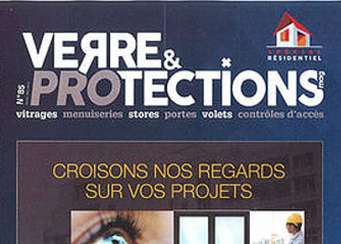 Verre & Protections - Mai 2015